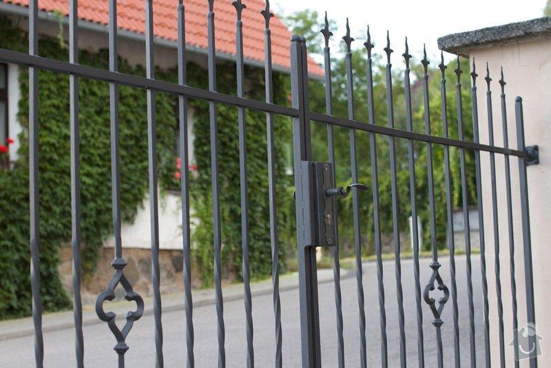 Bezúdržbový plot pro rodinný dům: IMG_0055