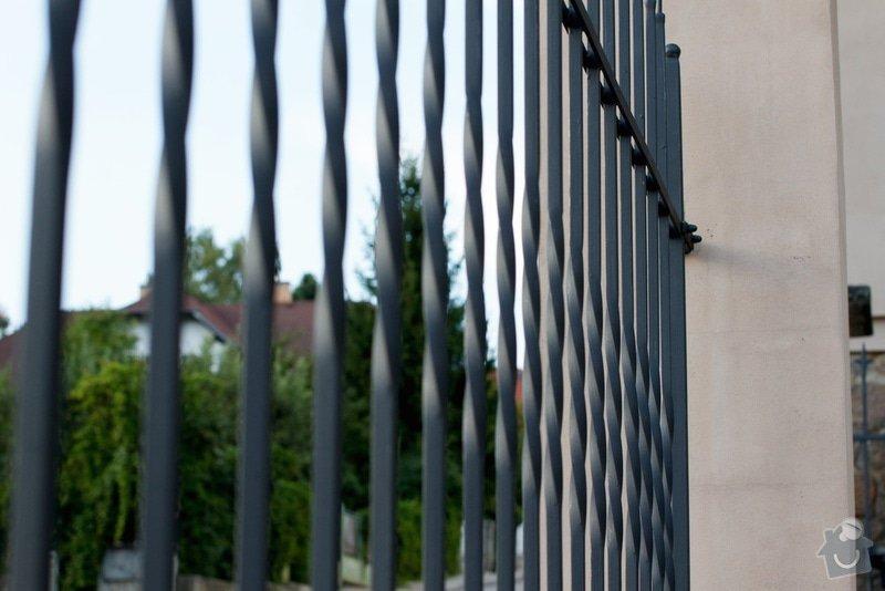 Bezúdržbový plot pro rodinný dům: IMG_0058
