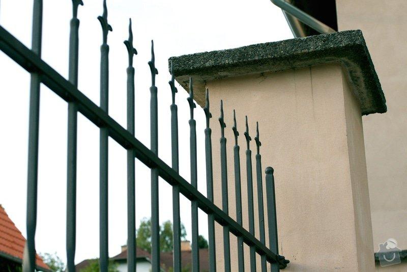 Bezúdržbový plot pro rodinný dům: IMG_0059