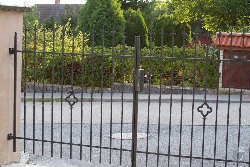 Bezúdržbový plot pro rodinný dům: IMG_0079