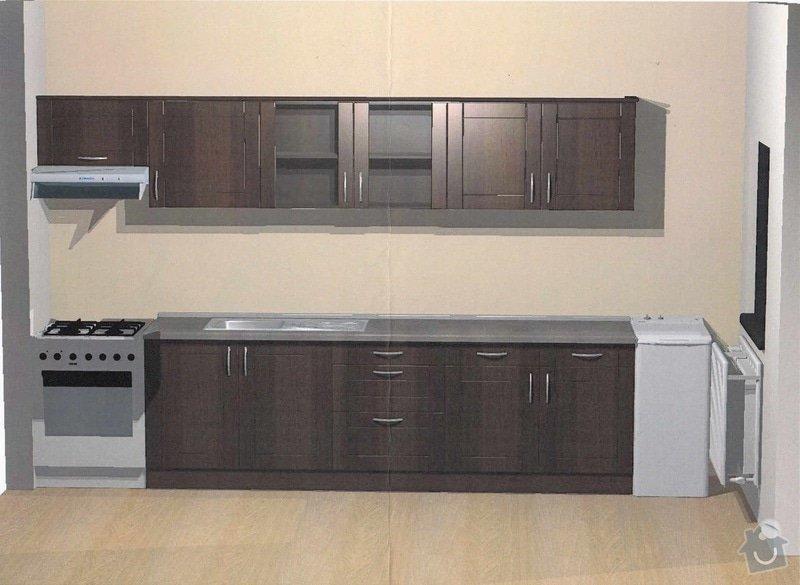 Kuchyňský obklad: ADELA_linka