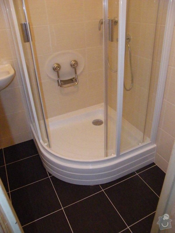 Rekonstrukce koupelny: DSCF5788