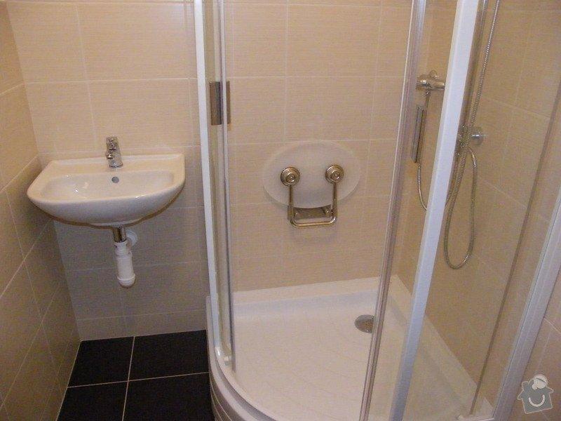 Rekonstrukce koupelny: DSCF5789