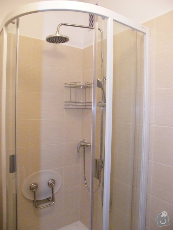 Rekonstrukce koupelny: DSCF5790