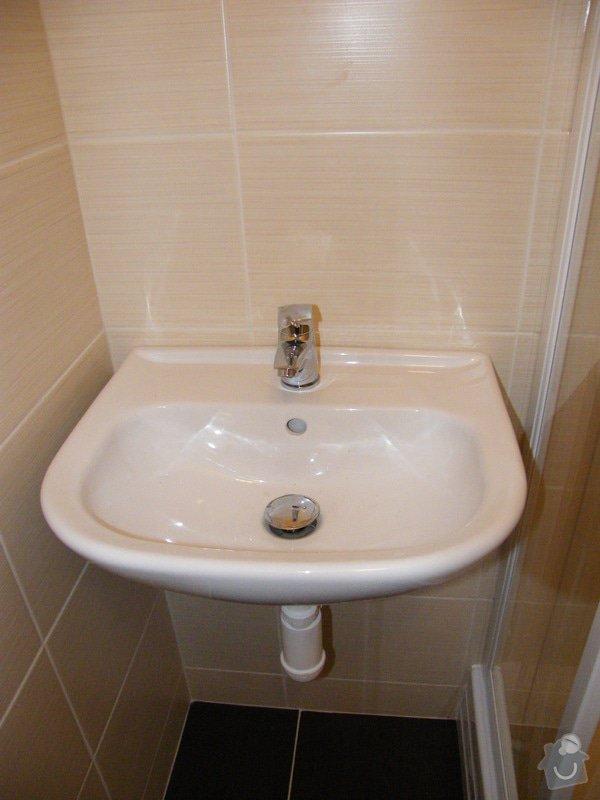 Rekonstrukce koupelny: DSCF5793