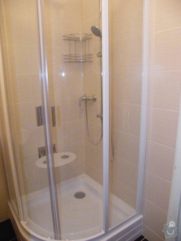 Rekonstrukce koupelny: DSCF5795