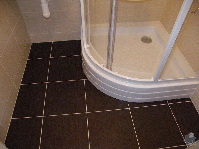 Rekonstrukce koupelny: DSCF5796