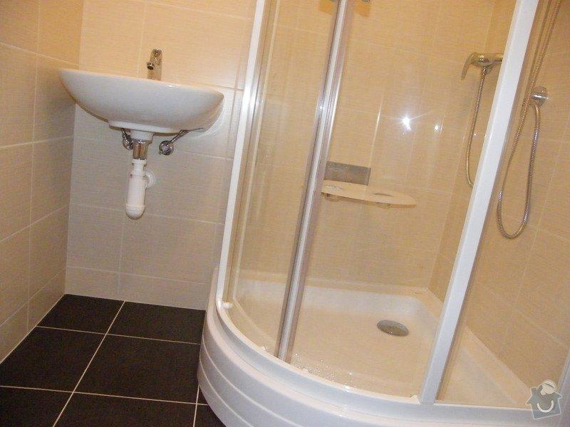 Rekonstrukce koupelny: DSCF5797