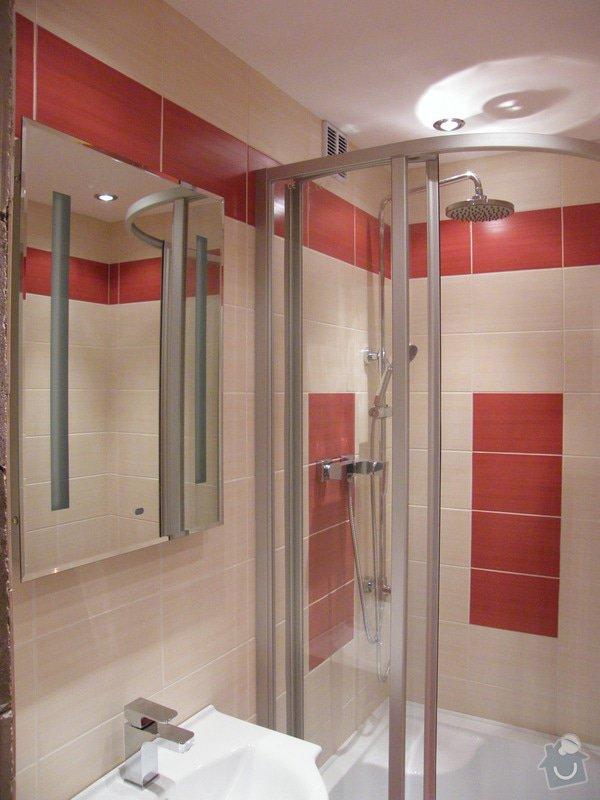Rekonstrukce koupelny a WC: 001