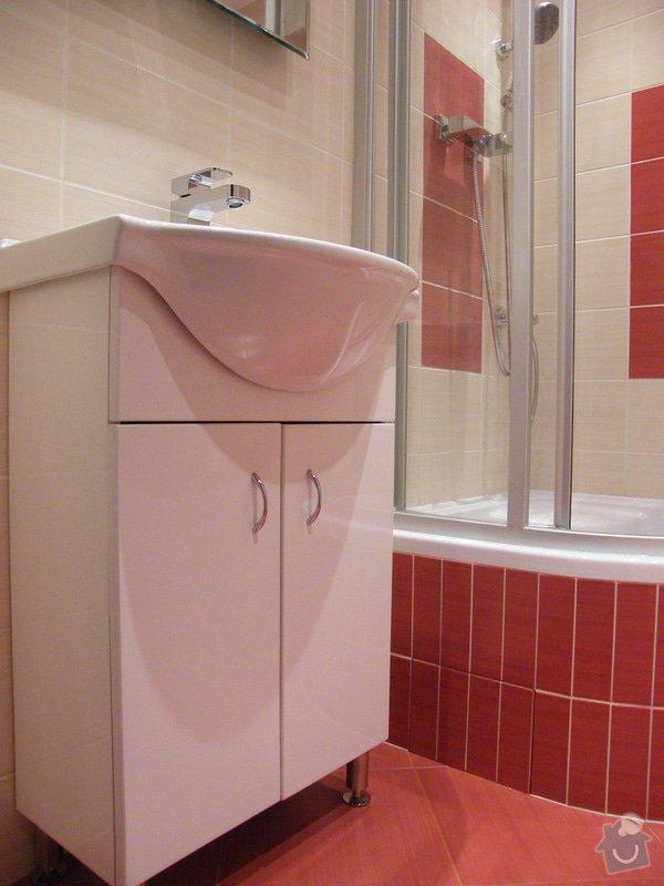 Rekonstrukce koupelny a WC: 002