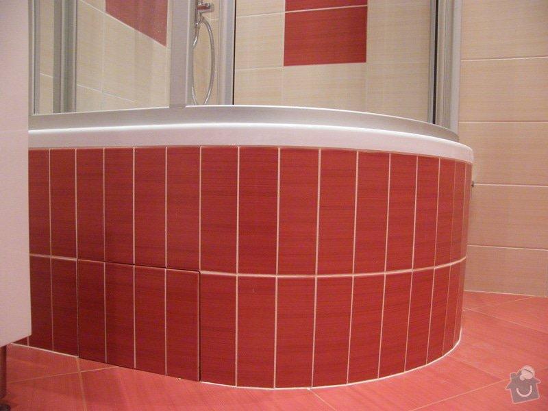 Rekonstrukce koupelny a WC: 003