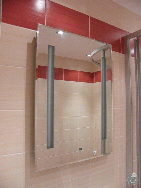Rekonstrukce koupelny a WC: 004
