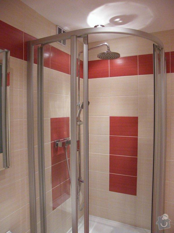 Rekonstrukce koupelny a WC: 005