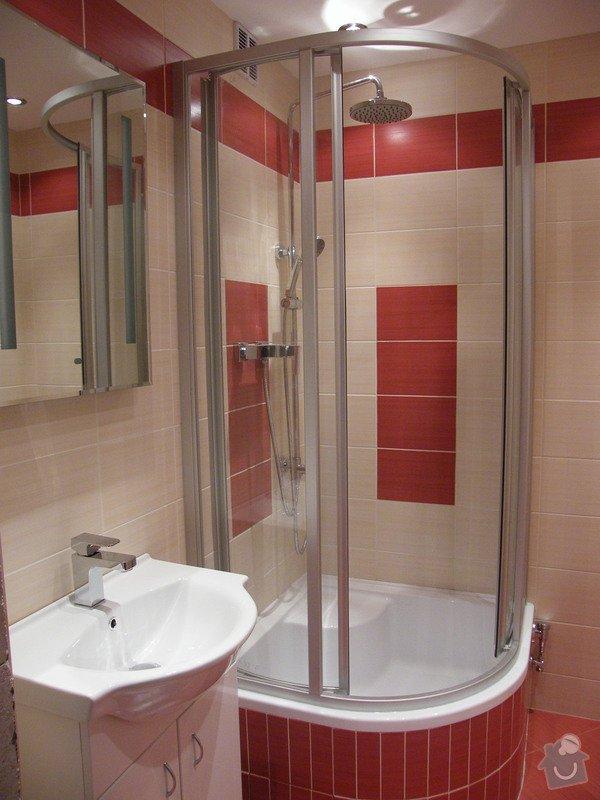 Rekonstrukce koupelny a WC: 006