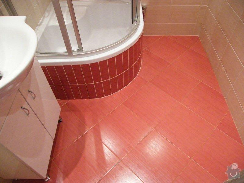 Rekonstrukce koupelny a WC: 008
