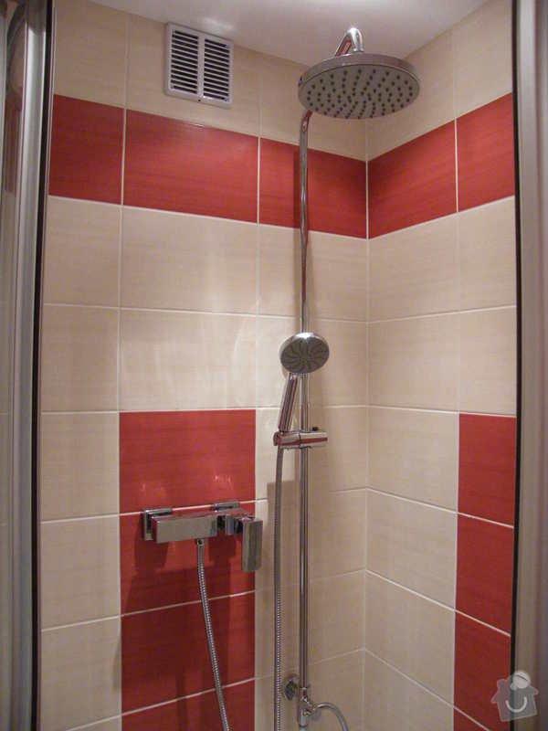 Rekonstrukce koupelny a WC: 009