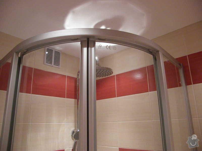Rekonstrukce koupelny a WC: 013