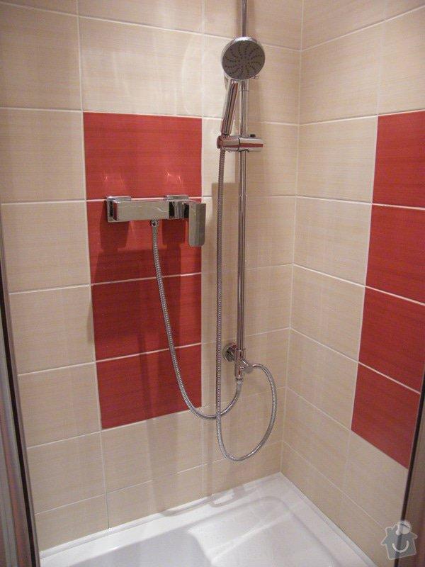 Rekonstrukce koupelny a WC: 014