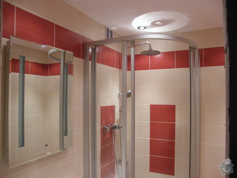 Rekonstrukce koupelny a WC: 016