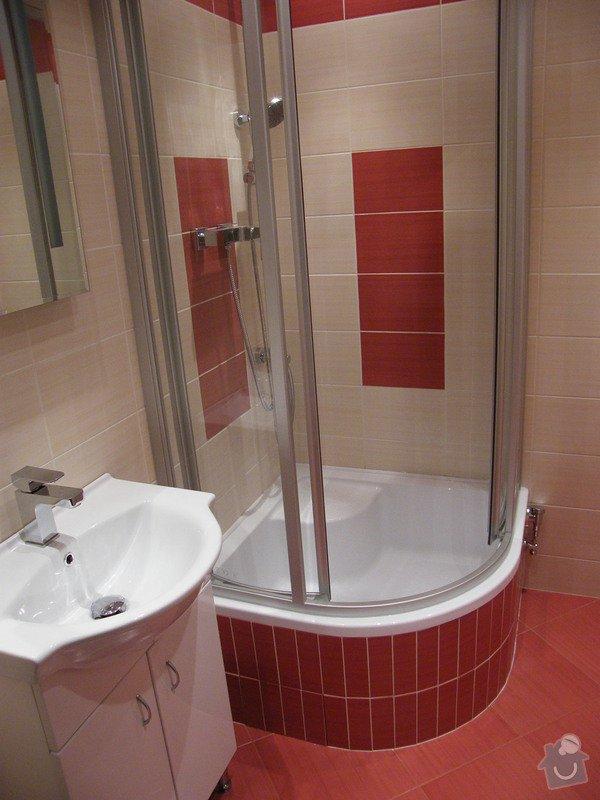 Rekonstrukce koupelny a WC: 017