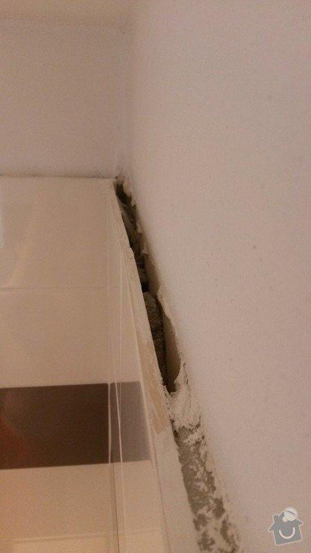 Rekonstrukce koupelny a wc: 20140824_081018