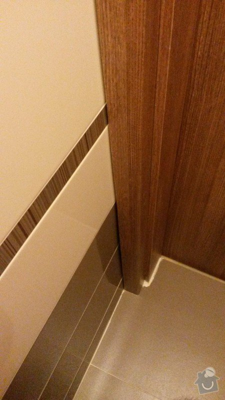 Rekonstrukce koupelny a wc: 20140824_083404