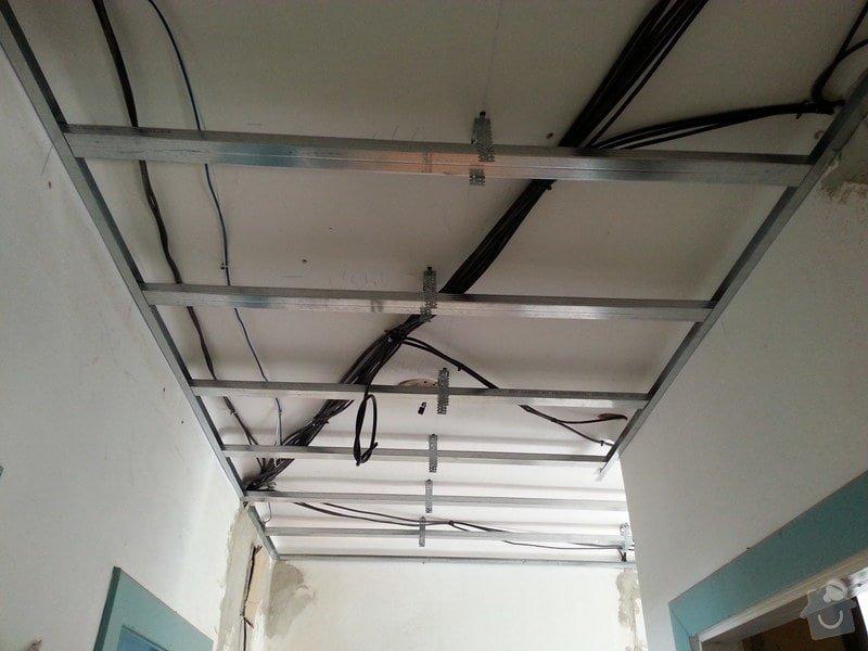 Zateplené podhledy v bytě 2+1: 20140609_165834