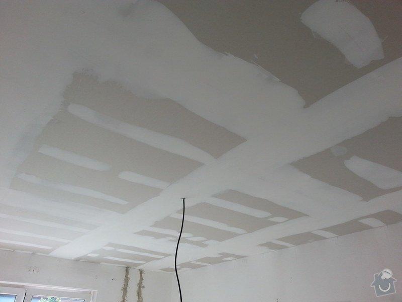 Zateplené podhledy v bytě 2+1: 20140611_091555
