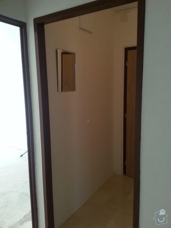 Stěrka stropu, drobné úpravy: 20140612_182419