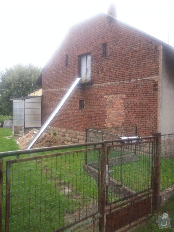 Kompletní rekonstrukce domu: dum1