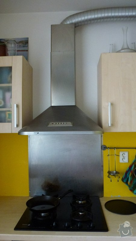 Oprava vestavné elektrické trouby a digestoře FAGOR 5H 800 X: P1030425
