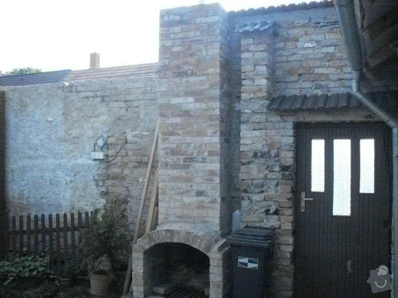 Betonový plot oboustranný: SDC11161