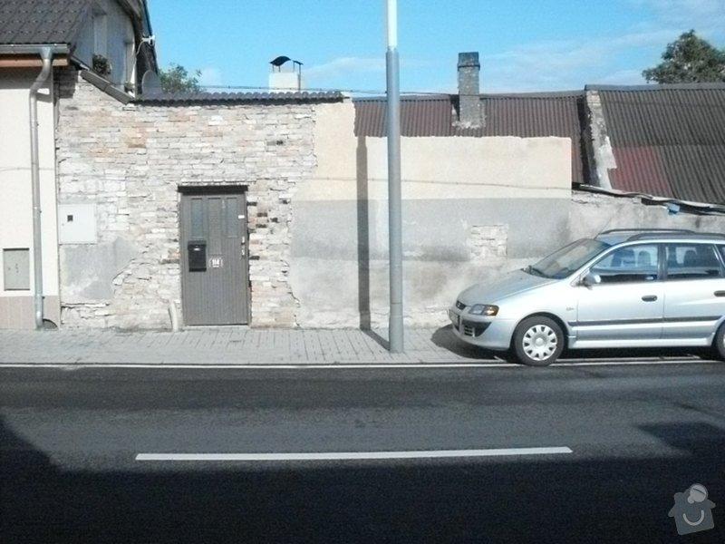 Betonový plot oboustranný: SDC11164