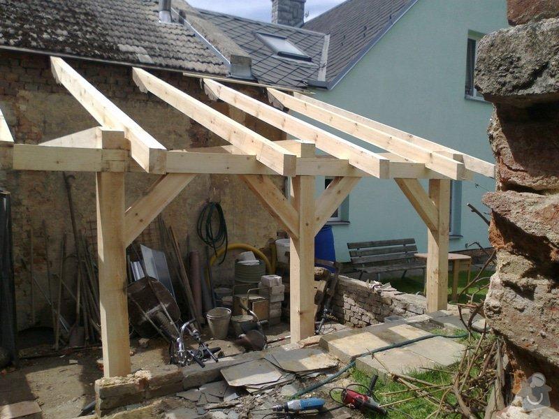 Demontáž a montáž krovů: 11052012060