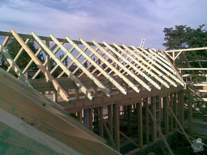 Demontáž a montáž krovů: Obraz057