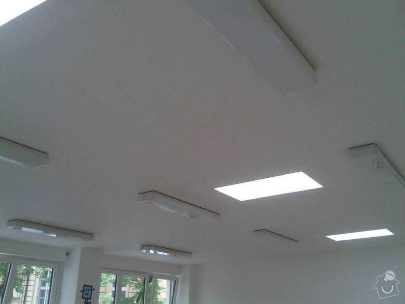 Sádrokarton do stropu na 3 střešní okna : IMG00324-20140801-1307
