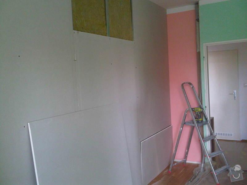 Výstavbu sádrokartonové příčky cca 4m x výška 2,65m: IMG00376-20140821-1235