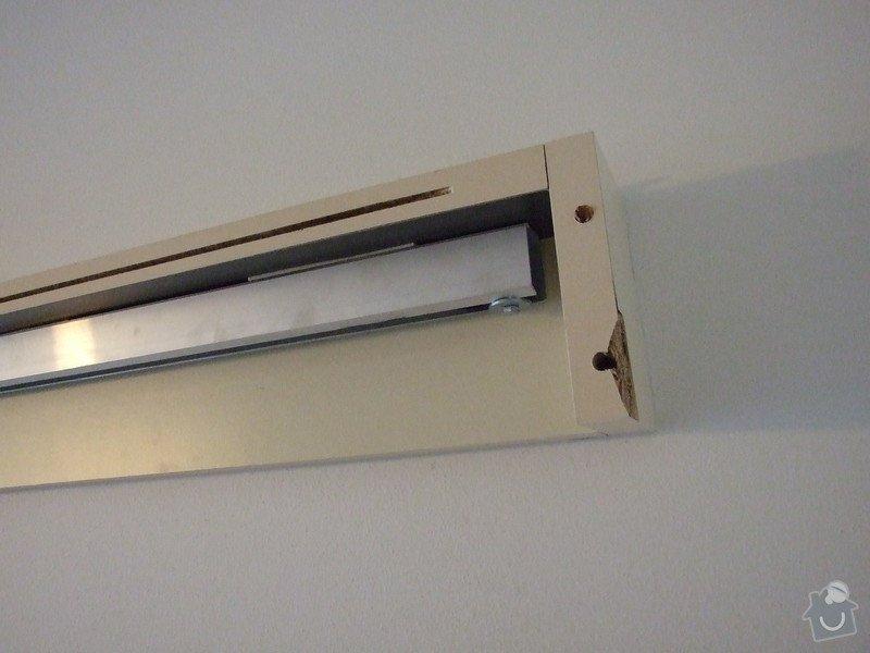 Oprava zakrytí posuvných dveří: DSCF1872