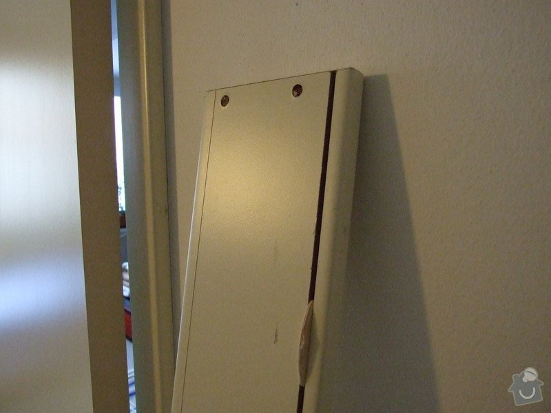 Oprava zakrytí posuvných dveří: DSCF1873
