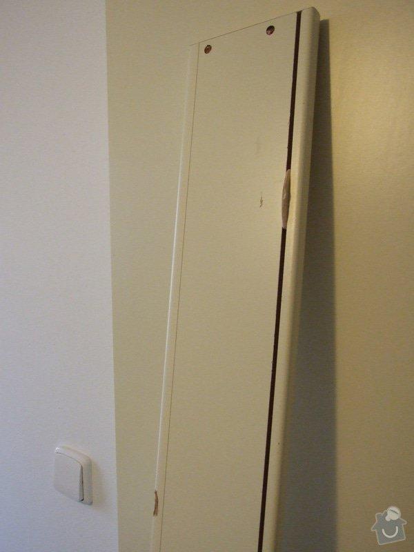 Oprava zakrytí posuvných dveří: DSCF1874