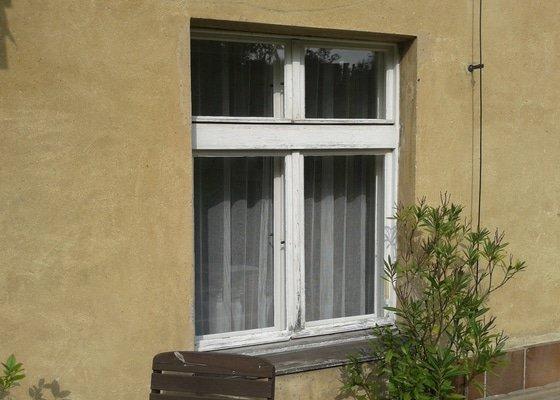 Repasování oken