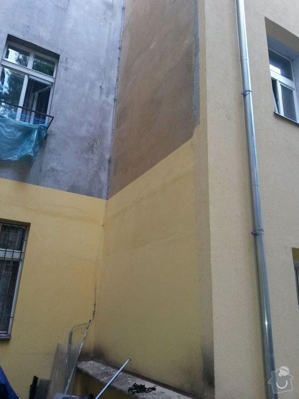 Zateplení fasády bytového domu: fasada_03