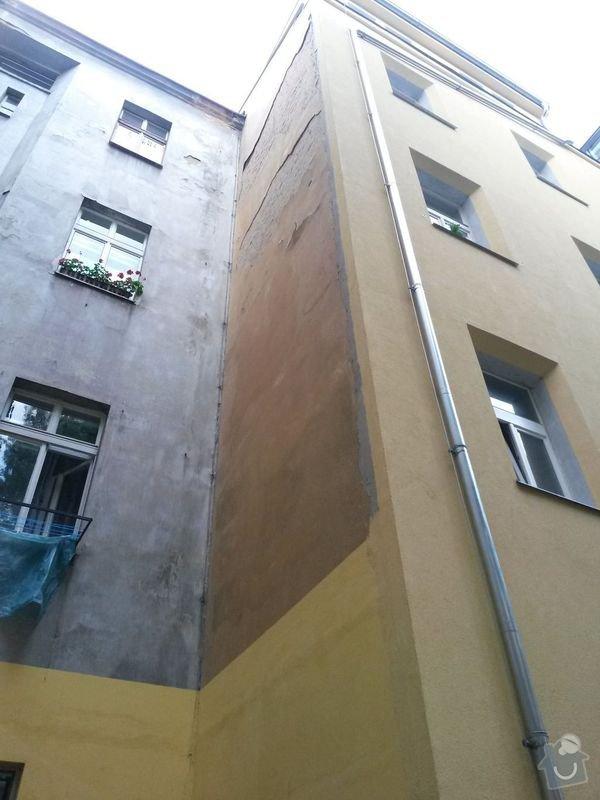 Zateplení fasády bytového domu: fasada_04