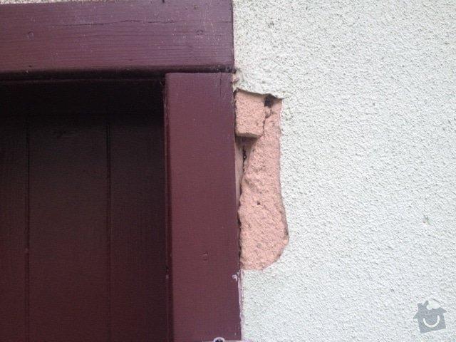 Opravy venkovní omítky a soklů baráku: obrazek_9