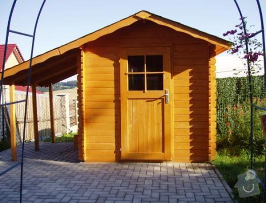 Sestaveni zahradniho domku na naradi, zakladova deska: zahradni_domek