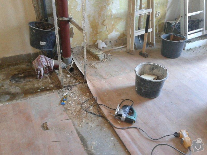 Rekonstrukce umakartového jádra: 20140616_123819