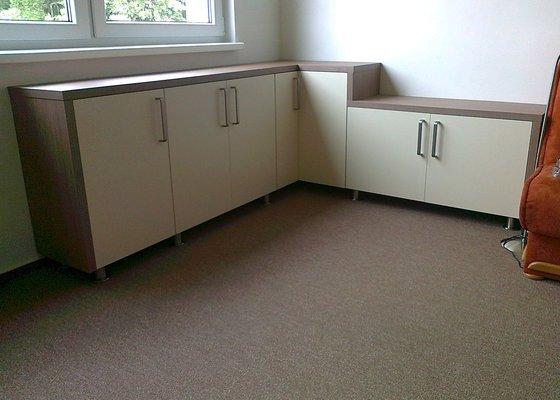 Obývací stěna + ložnice