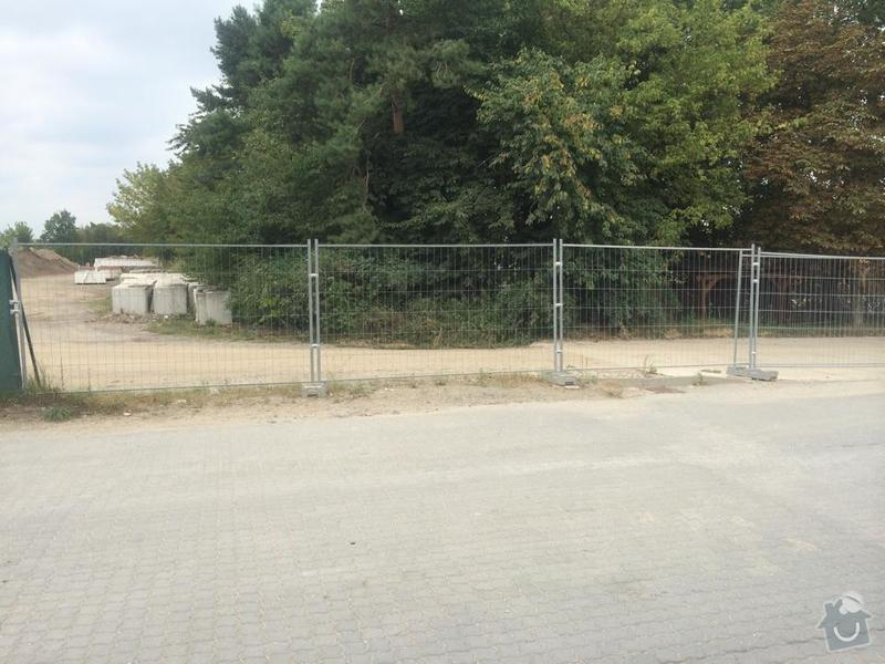 Průmyslový plot s bránou: smetal_oploceni_4