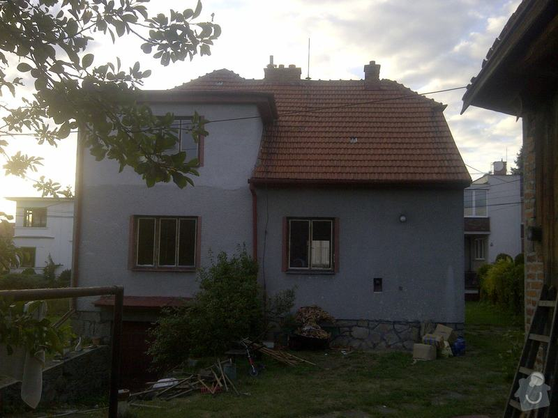 Zateplení RD : Velke_Mezirici-20130821-00339
