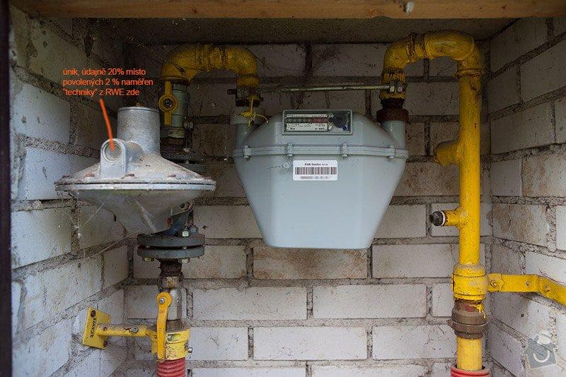 Plynař - výměna regulátoru u přípojky plynu: IMG_2495